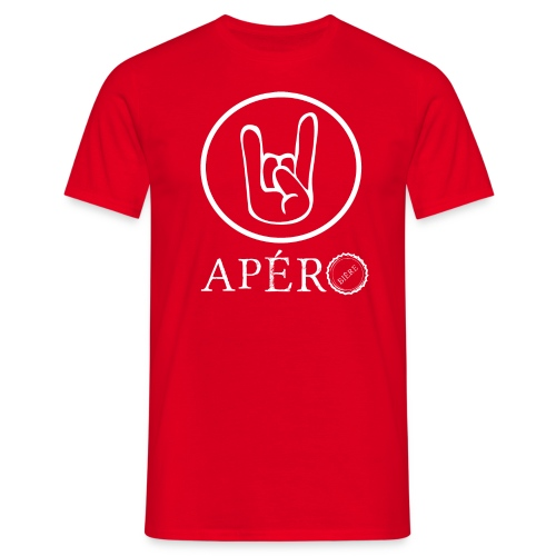 apero 2 - T-shirt Homme