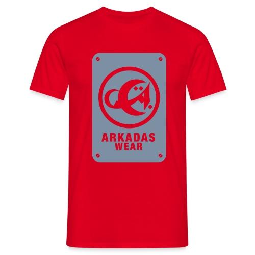 arkadas wear - Männer T-Shirt