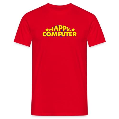 happycompishirt - Männer T-Shirt