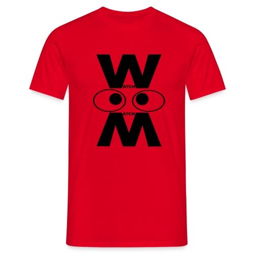 WATCH MATCH EYES - Maglietta da uomo