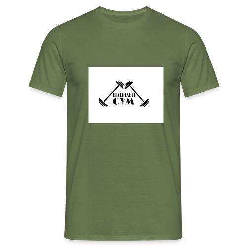 Blacklabel Gym - Männer T-Shirt