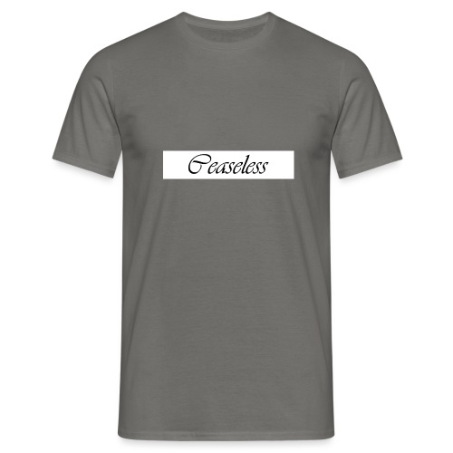 White - Men's T-Shirt