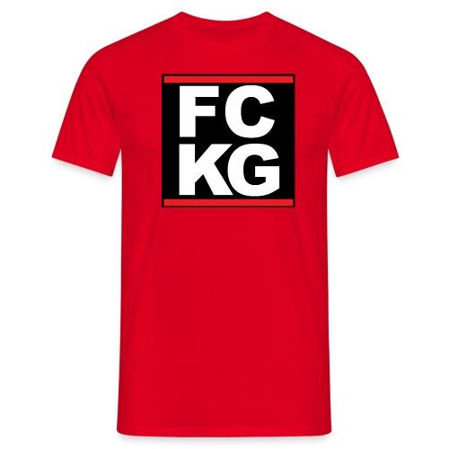 FC KG Ultra Logo - Männer T-Shirt