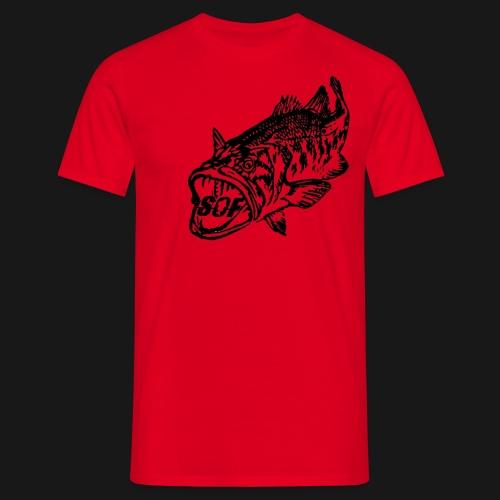 BASSSSS png - Männer T-Shirt