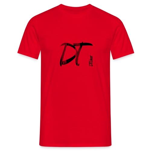 DTWear Limited Small Logo - Mannen T-shirt