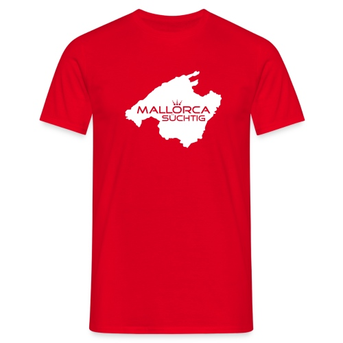 mallorcasuechtig_1c - Männer T-Shirt