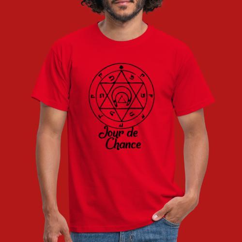 jour chance - T-shirt Homme