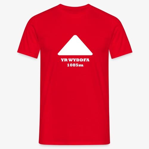 Snowdon white - Men's T-Shirt