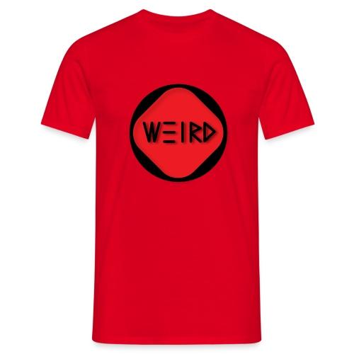 WeirdCylinder Logo - Men's T-Shirt