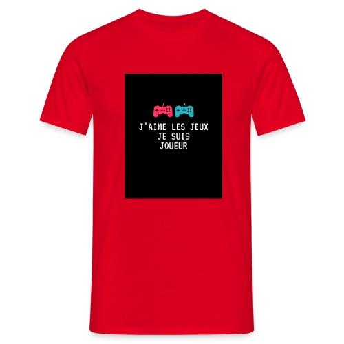 JEU - T-shirt Homme
