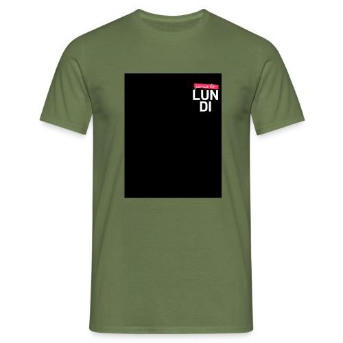 LUNDI - T-shirt Homme