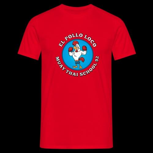 MTS92 EL POLLO LOCO FINAL 2 - T-shirt Homme