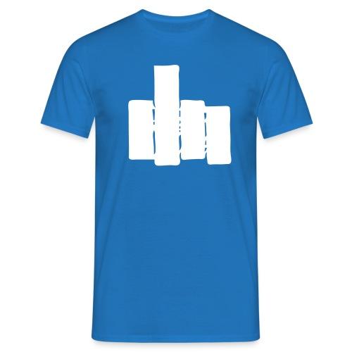 Trashrock Logo - Männer T-Shirt