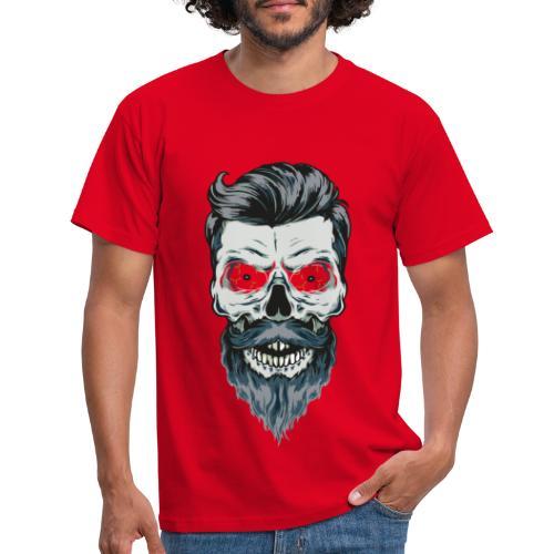 mort barbu - T-shirt Homme