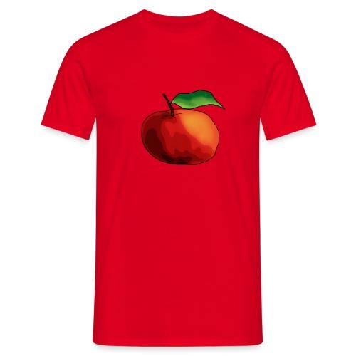 mela-png - Maglietta da uomo