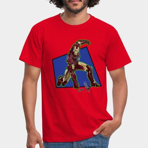 ironMan - Maglietta da uomo