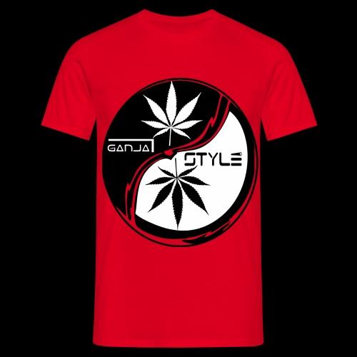 yin yang 2 - Männer T-Shirt