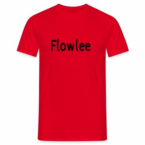 Flowlee - T-shirt herr