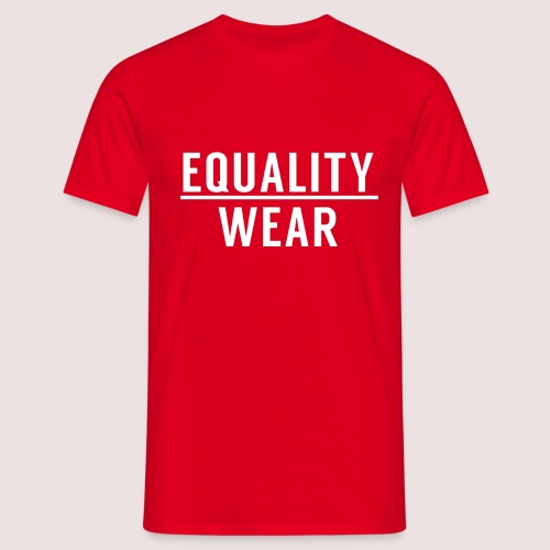 Equality Wear Official Pattern - Men's T-Shirt