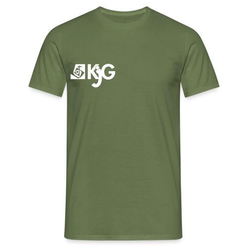 kjglogo 10 - Männer T-Shirt