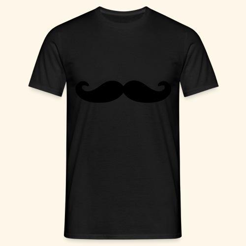 Loco Moustache - Mannen T-shirt