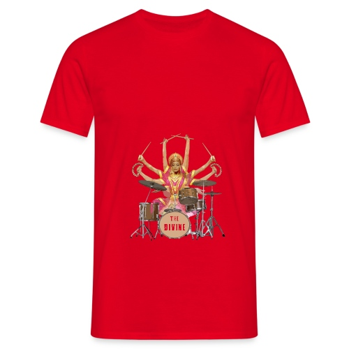 drumkit - Men's T-Shirt