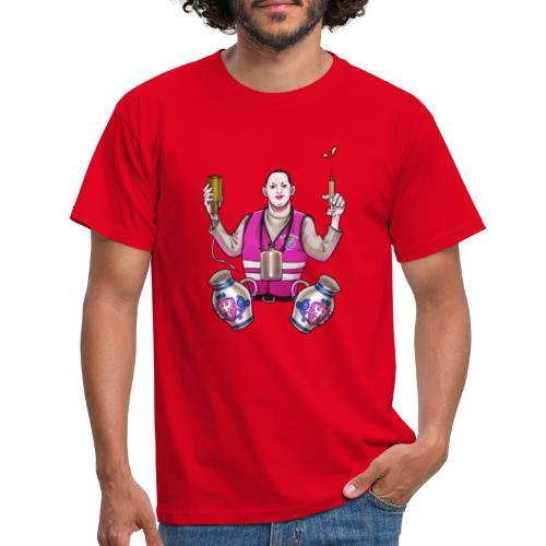 Frankfurt   Bembulance - Männer T-Shirt