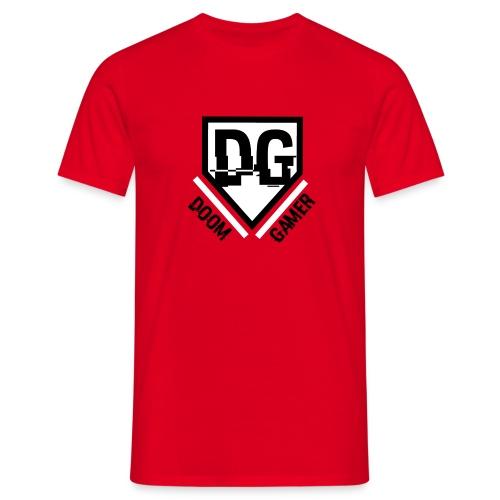 Doomgamer rugzak v2.0 - Mannen T-shirt