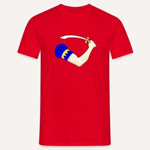 bandera17 - Koszulka męska