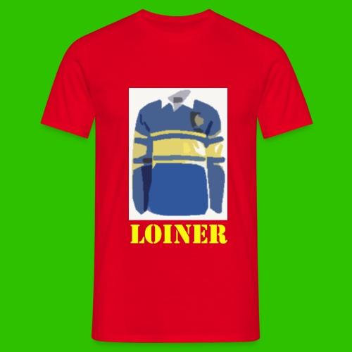 Leeds Loiner (Amber) - Men's T-Shirt