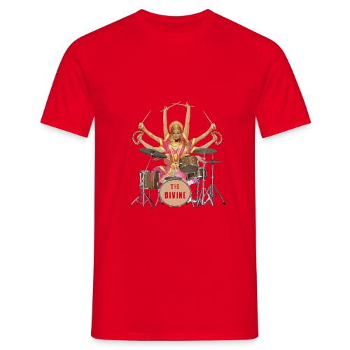 drumkit - Men's T-Shirt