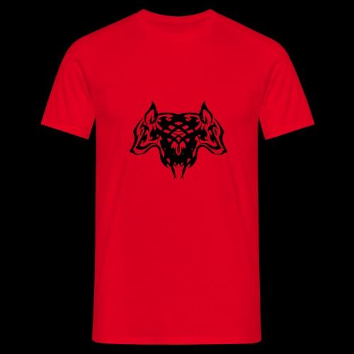 Wolf - T-skjorte for menn