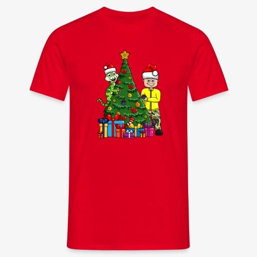 Tomu Julspecial - T-shirt herr