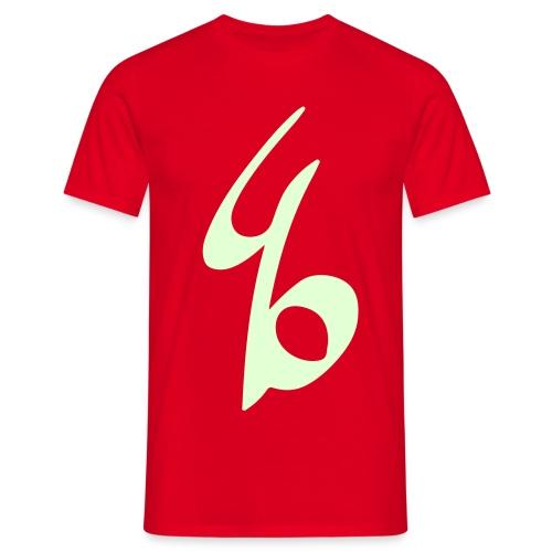 490Logo - Mannen T-shirt