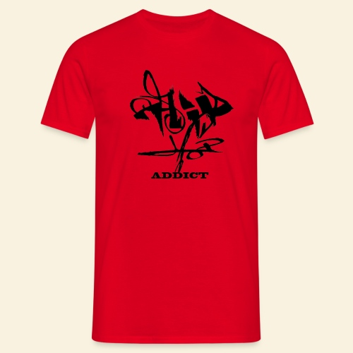 hip hop addict - T-shirt Homme