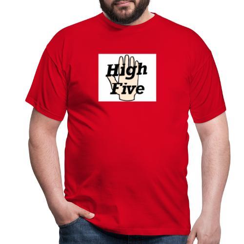 High Five - Männer T-Shirt