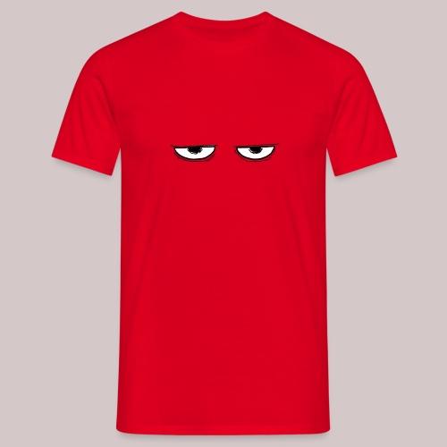 Occhi - Maglietta da uomo