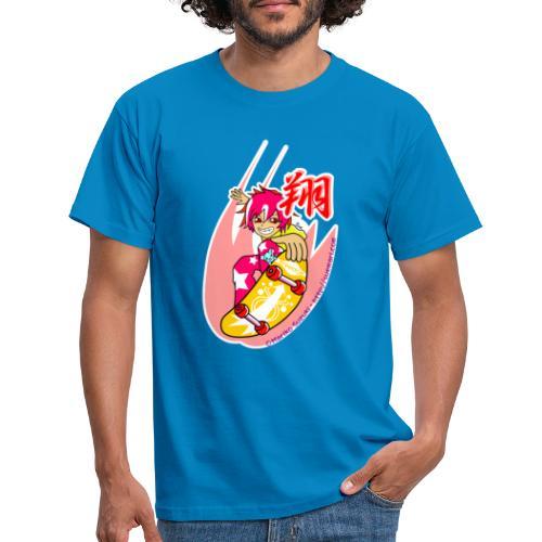 Skating girl - Men's T-Shirt