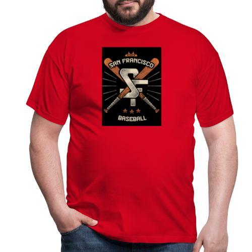 Baseball - Männer T-Shirt
