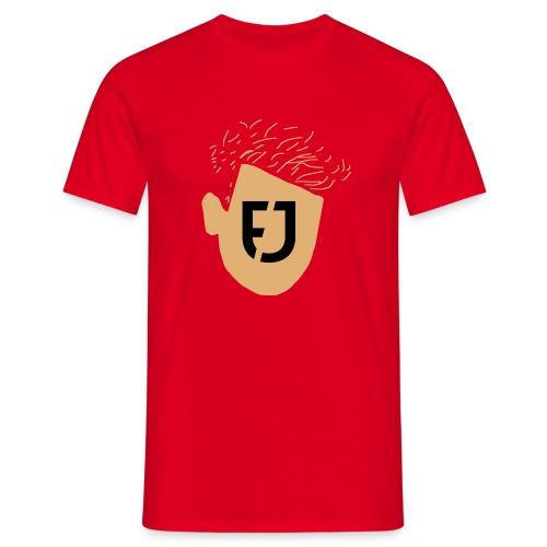 emty_face_no_logo_2 - T-skjorte for menn