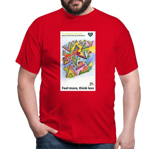 Triangle maze - Camiseta hombre