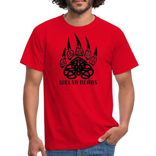 Welsh Bears - Men's T-Shirt