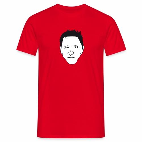Cartoon Dieter - Männer T-Shirt