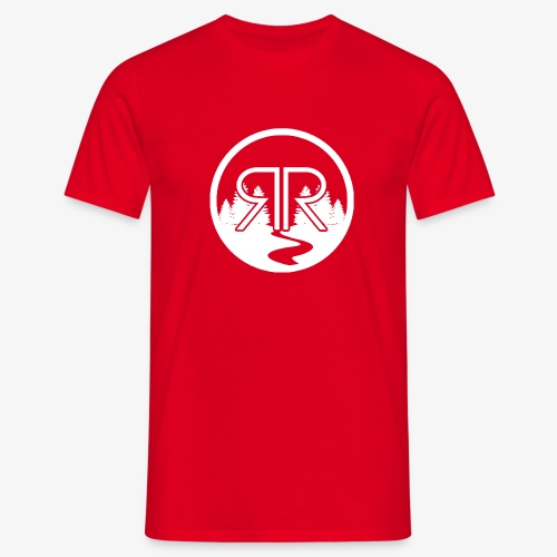 Råneå River - T-shirt herr
