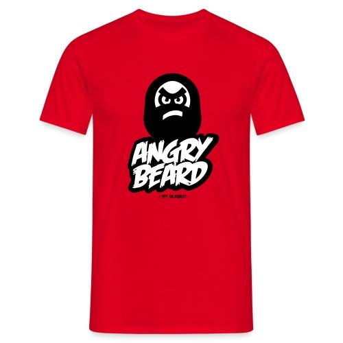 ANGRY BEARD - Koszulka męska