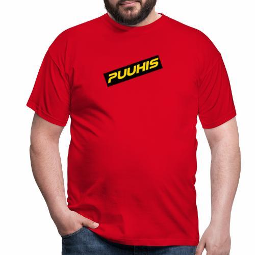 Puuhis verkkokauppa - Miesten t-paita