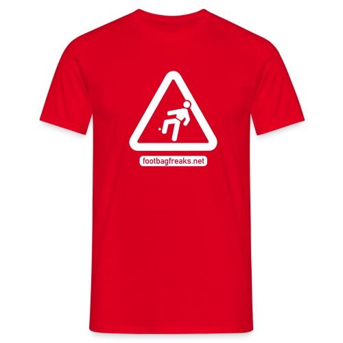 freaks logo - Männer T-Shirt