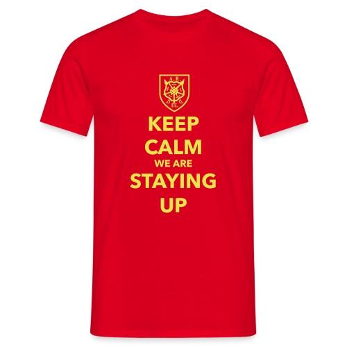 keep calm 3 - Men's T-Shirt