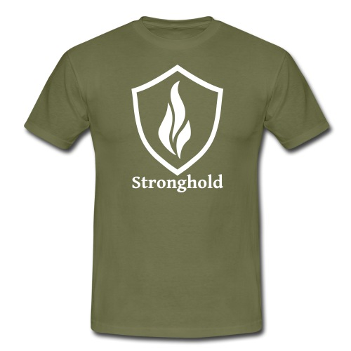 Stronghold.Clothing Brand - Männer T-Shirt