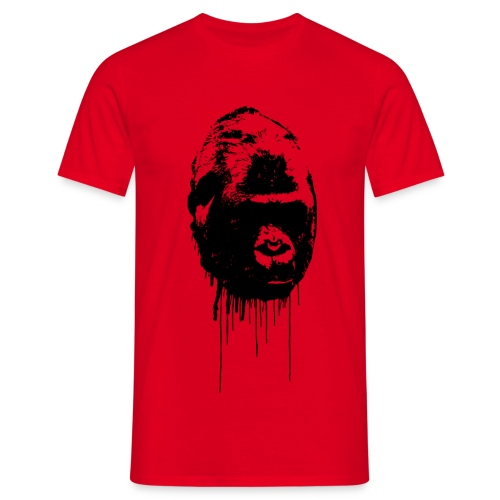 Gorilla - Men's T-Shirt